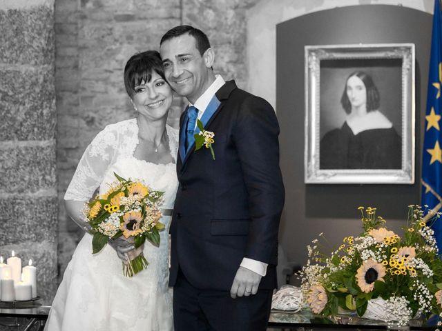 Il matrimonio di Massimo e Sabrina a Como, Como 27