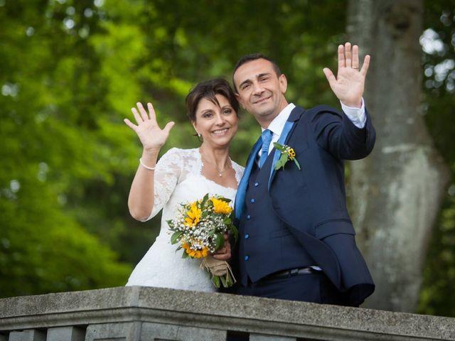 Il matrimonio di Massimo e Sabrina a Como, Como 28