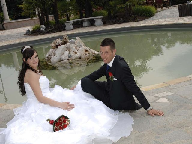 le nozze di Giuseppe e Jessica