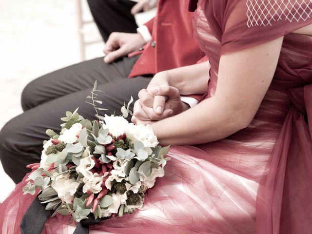 Il matrimonio di Fabrizio e Kiki a Chiusdino, Siena 10