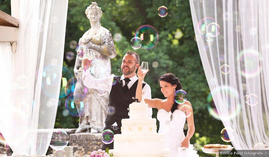 Il matrimonio di Alex e Nunzia a Romanengo, Cremona