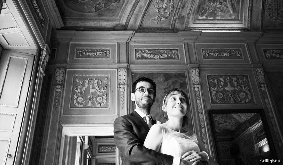 Il matrimonio di Raffaele e Valérie a Corbetta, Milano