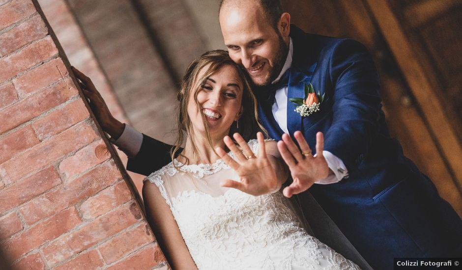 Il matrimonio di Giuseppe e Paola a Roma, Roma