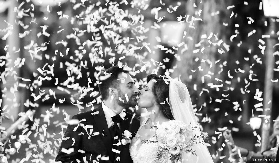Il matrimonio di Gina e Gabriele a Roma, Roma