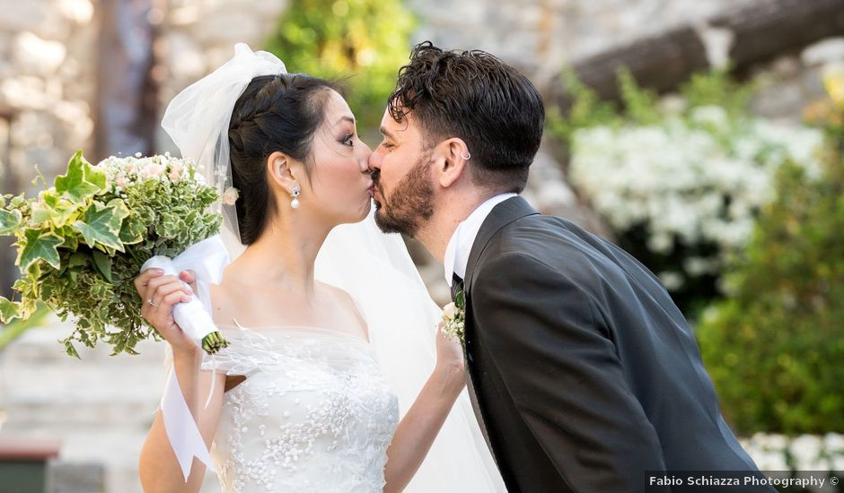 Il matrimonio di Antimo e Evelyn a Limatola, Benevento