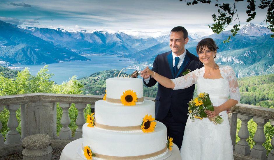 Il matrimonio di Massimo e Sabrina a Como, Como