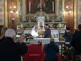 Le nozze di Elisabetta e Simone  1