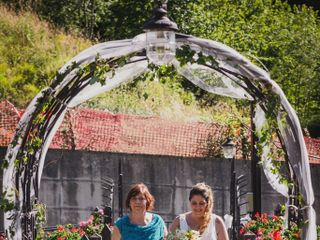 Le nozze di Stefania e Lino 3