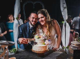 Le nozze di Stefania e Lino
