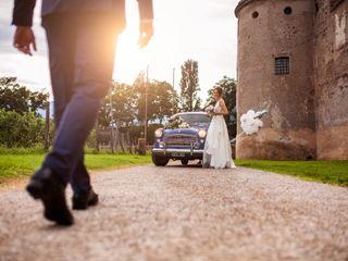 Le nozze di Ilaria e Joseph