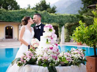 Le nozze di Jacopo e Tatiana