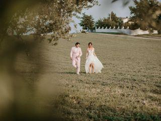 Le nozze di Ginger e Vincenzo