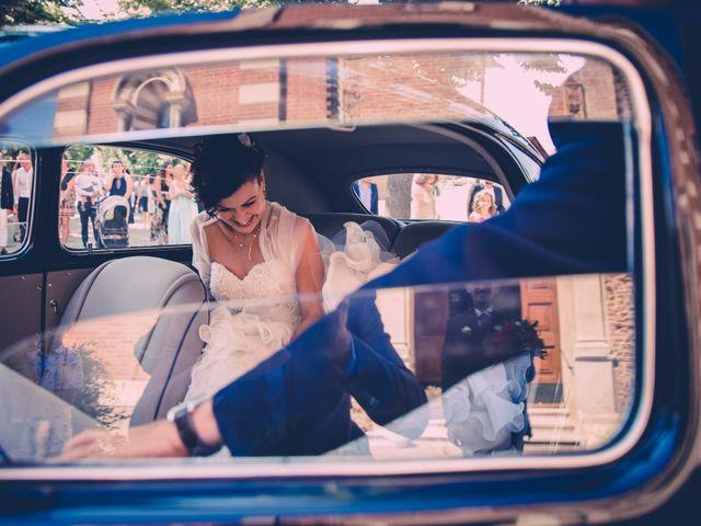 Il matrimonio di Cristian e Chiara a Gonzaga, Mantova 15