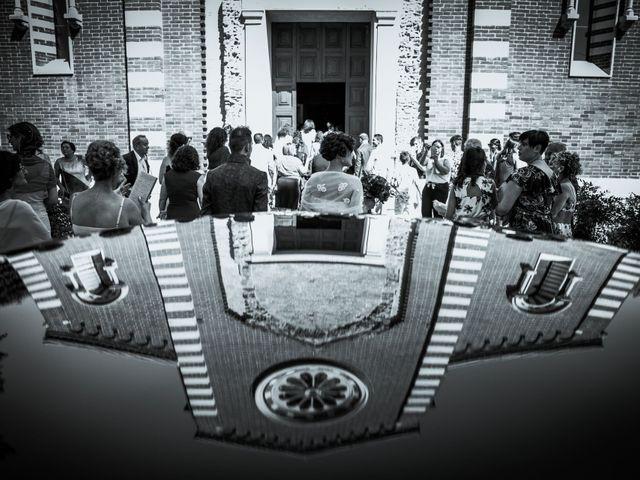 Il matrimonio di Cristian e Chiara a Gonzaga, Mantova 1