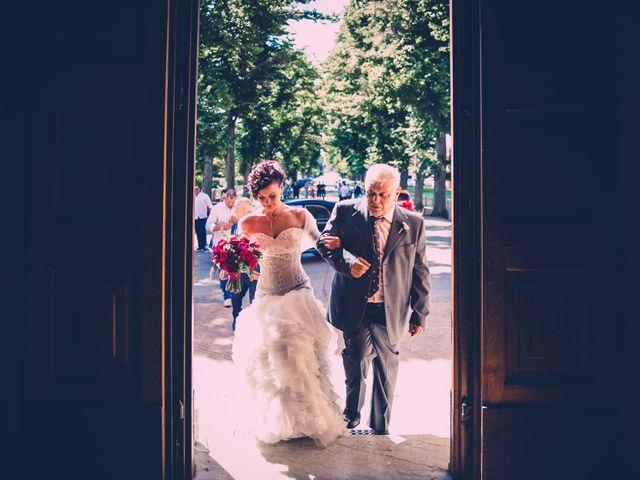 Il matrimonio di Cristian e Chiara a Gonzaga, Mantova 16