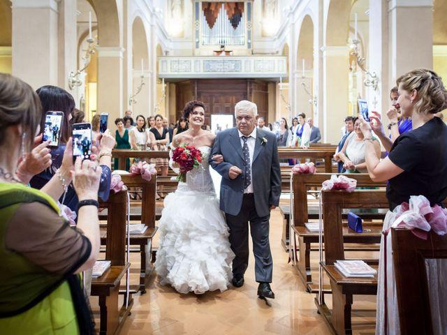 Il matrimonio di Cristian e Chiara a Gonzaga, Mantova 17