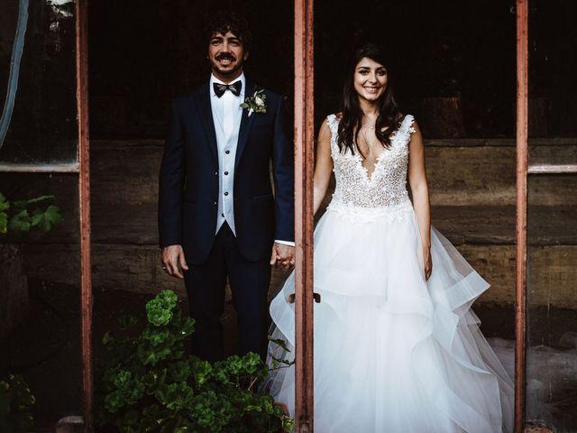 Il matrimonio di Andrea e Ylenia a Borgo San Lorenzo, Firenze 2