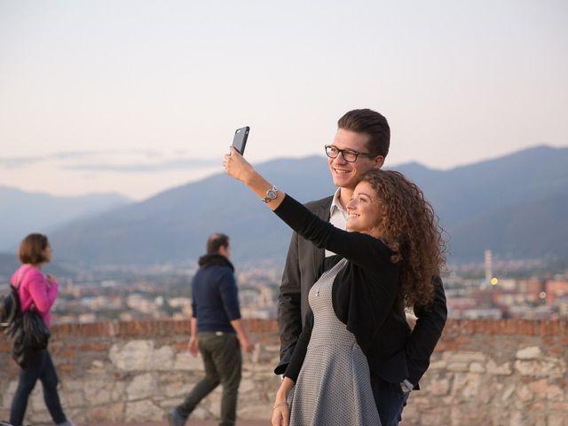 Il matrimonio di Luca e Valentina a Castelcovati, Brescia 2