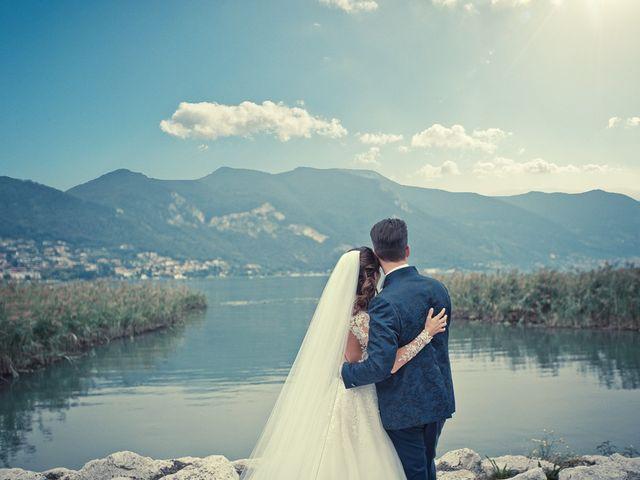 Il matrimonio di Luca e Valentina a Castelcovati, Brescia 1
