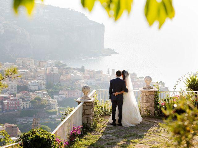 Le nozze di Behnoush e Antonino