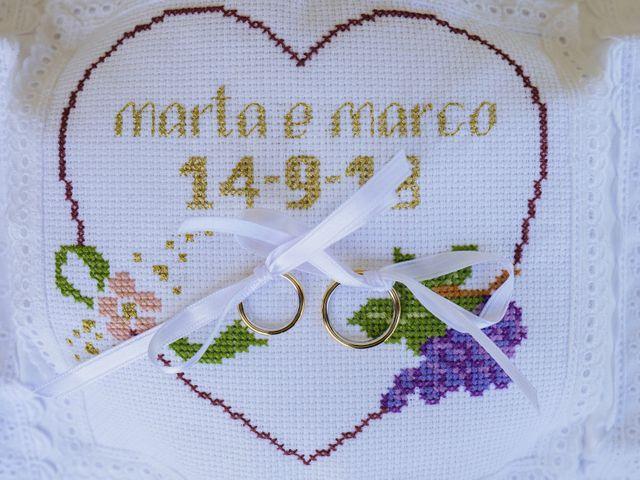 Il matrimonio di Marco e Marta a Casteggio, Pavia 27