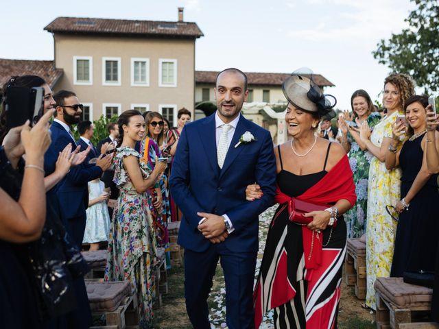 Il matrimonio di Marco e Marta a Casteggio, Pavia 31