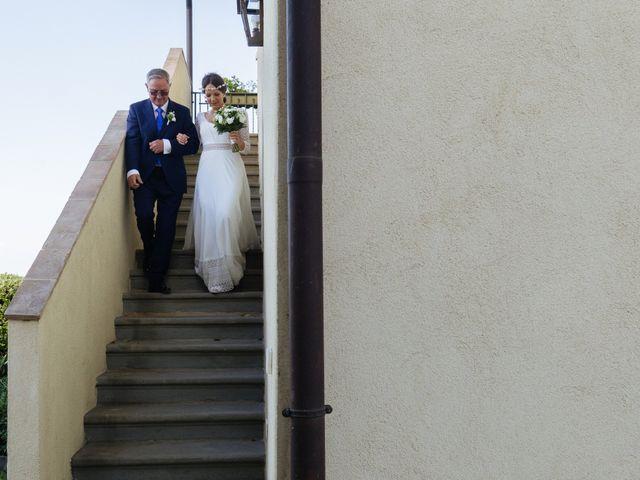 Il matrimonio di Marco e Marta a Casteggio, Pavia 34