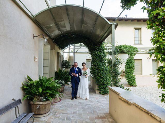 Il matrimonio di Marco e Marta a Casteggio, Pavia 35