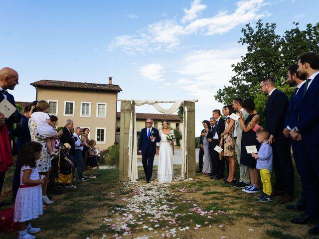 Il matrimonio di Marco e Marta a Casteggio, Pavia 37