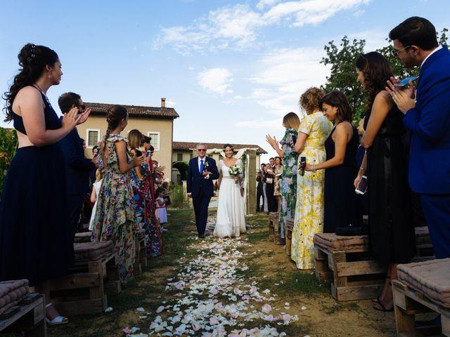 Il matrimonio di Marco e Marta a Casteggio, Pavia 38