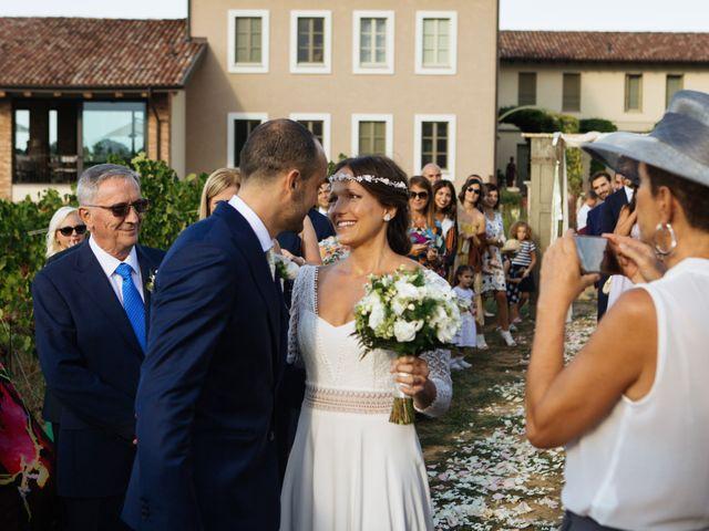 Il matrimonio di Marco e Marta a Casteggio, Pavia 39