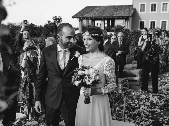 Il matrimonio di Marco e Marta a Casteggio, Pavia 40
