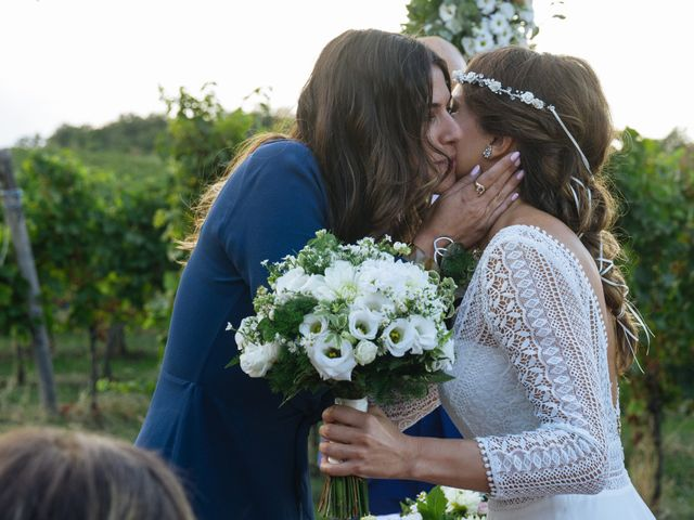 Il matrimonio di Marco e Marta a Casteggio, Pavia 44