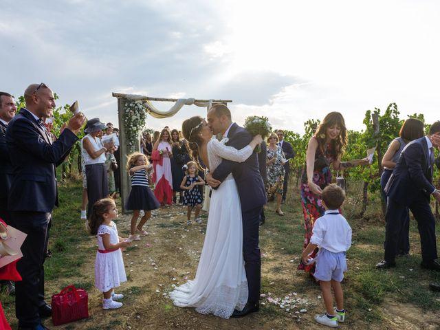 Il matrimonio di Marco e Marta a Casteggio, Pavia 64