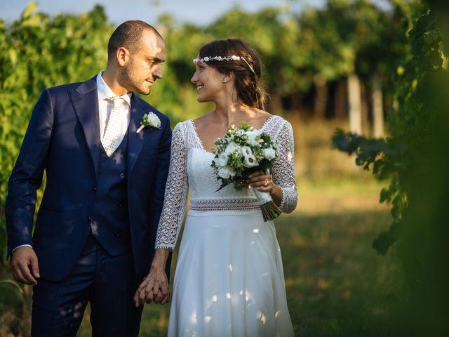 Il matrimonio di Marco e Marta a Casteggio, Pavia 73