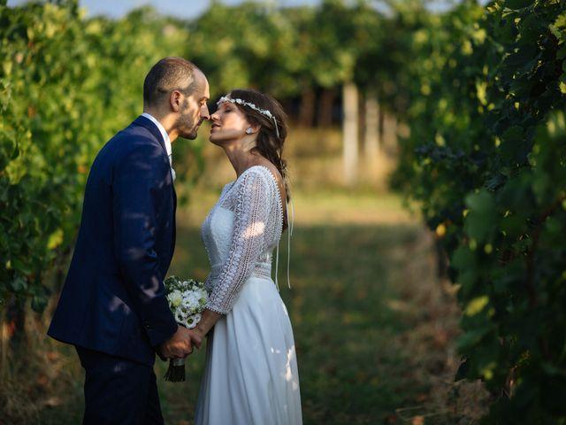 Il matrimonio di Marco e Marta a Casteggio, Pavia 76