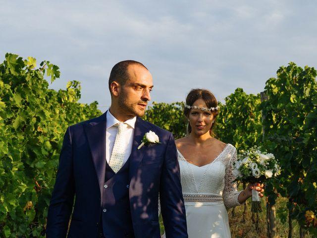 Il matrimonio di Marco e Marta a Casteggio, Pavia 79