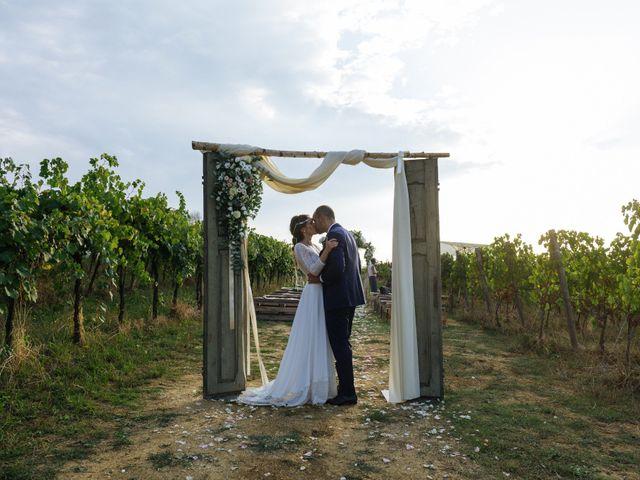 Il matrimonio di Marco e Marta a Casteggio, Pavia 81