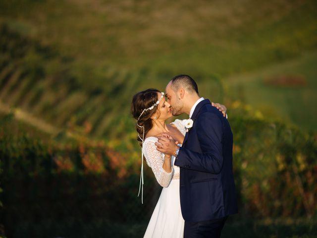 Il matrimonio di Marco e Marta a Casteggio, Pavia 91