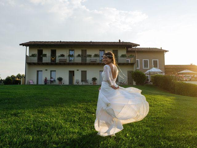 Il matrimonio di Marco e Marta a Casteggio, Pavia 93