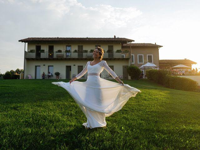 Il matrimonio di Marco e Marta a Casteggio, Pavia 94