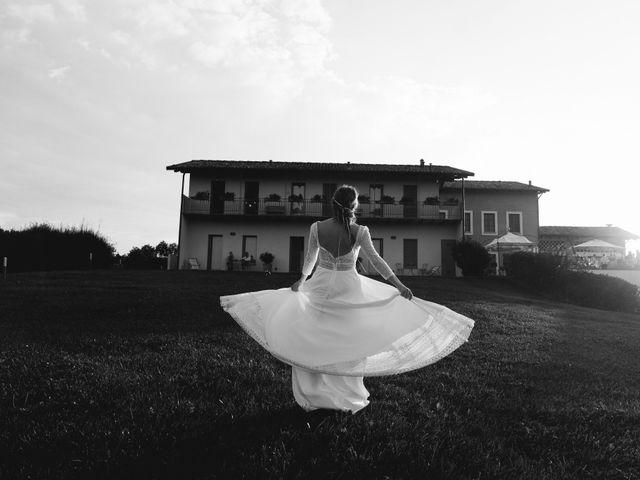Il matrimonio di Marco e Marta a Casteggio, Pavia 95