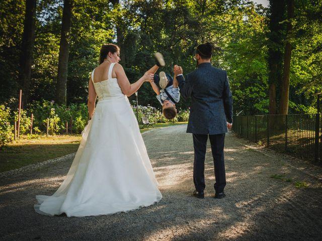 Il matrimonio di Lino e Stefania a Genova, Genova 27