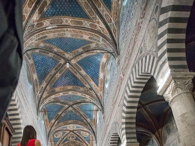 Il matrimonio di Emanuele e Erina a San Gimignano, Siena 32