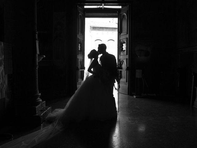 Il matrimonio di Emanuele e Erina a San Gimignano, Siena 36