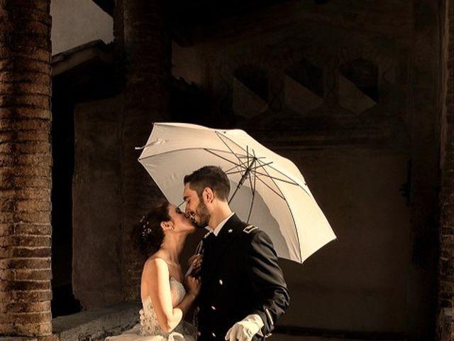 Il matrimonio di Emanuele e Erina a San Gimignano, Siena 41