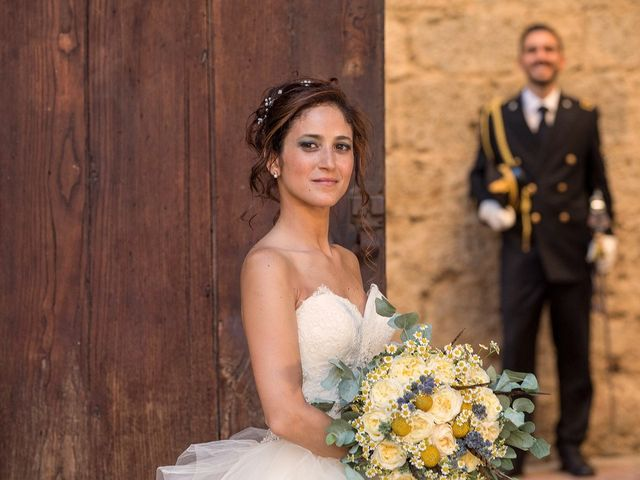 Il matrimonio di Emanuele e Erina a San Gimignano, Siena 42