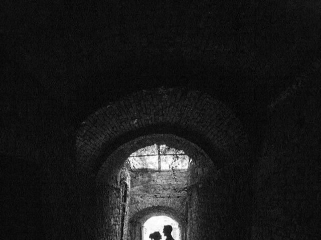 Il matrimonio di Emanuele e Erina a San Gimignano, Siena 47