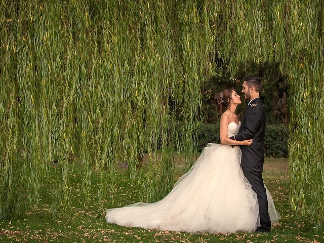 Il matrimonio di Emanuele e Erina a San Gimignano, Siena 49