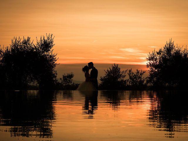 Il matrimonio di Emanuele e Erina a San Gimignano, Siena 50